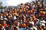 Fans von Max Verstappen (Red Bull)