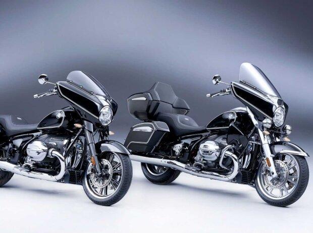 BMW R 18 Transcontinental (2021) und BMW R 18 B (2021)