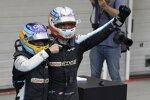 Fernando Alonso (Alpine) und Esteban Ocon (Alpine)