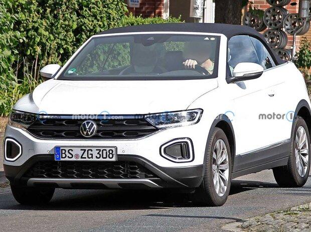 VW T-Roc Cabriolet Facelift (2022)