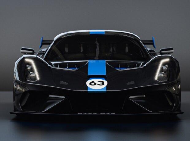 Brabham BT632 GT2 Concept