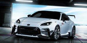 Toyota GT86: News, Gerüchte, Tests
