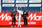 Lucas Auer (Winward-Mercedes) und Marco Wittmann (Walkenhorst-BMW)