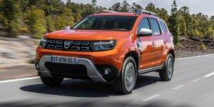 Dacia Duster: News, Gerüchte, Tests