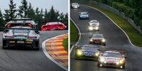 24h Spa, 24h Nürburgring