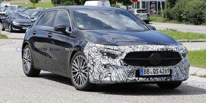 Mercedes-Benz A-Klasse: News, Gerüchte, Tests