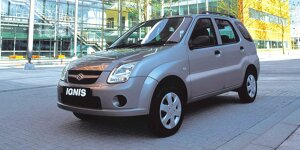 Suzuki Ignis: News, Gerüchte, Tests