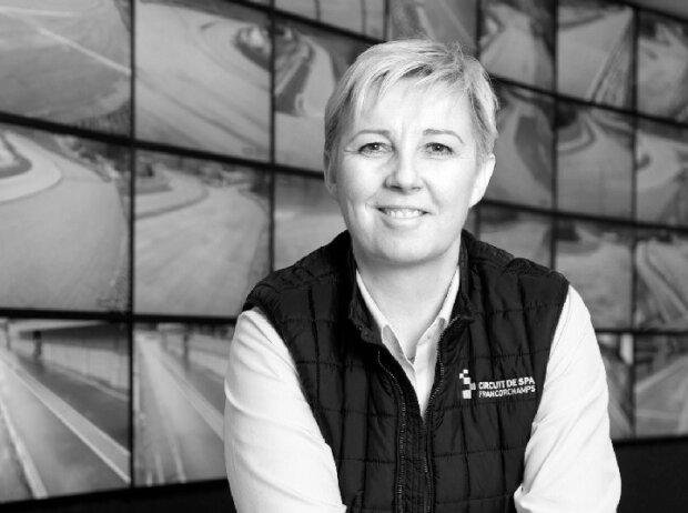 Nathalie Maillet, CEO des Circuit de Spa Francorchamps