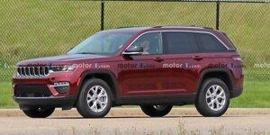 Jeep Grand Cherokee: News, Gerüchte, Tests