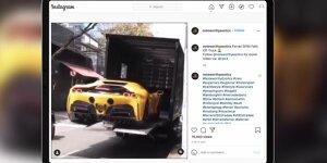 Ferrari SF90 Stradale: News, Gerüchte, Tests