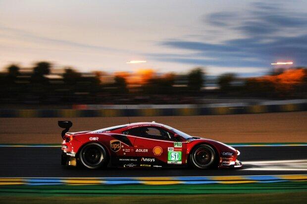 Alessandro Pier Guidi James Calado AF-Corse-Ferrari AF Corse DTM ~Alessandro Pier Guidi und James Calado ~