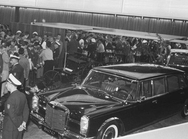 Mercedes 600 (1963)
