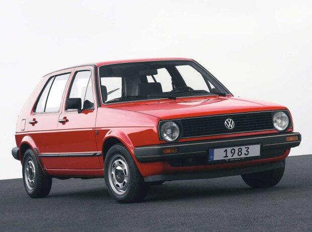 VW Golf II (1983)