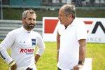 Timo Glock (Rowe-BMW) und Gerhard Berger