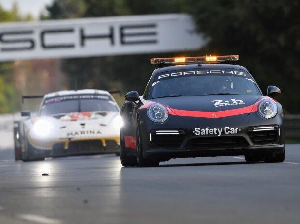 24h Le Mans 2021, Safety-Car