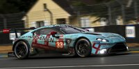 Aston Martin Vantage des Teams TF Sport bei den 24 Stunden von Le Mans 2021