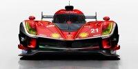 Ferrari LMH, Le-Mans-Hypercar, Sean Bull Design, Rendering