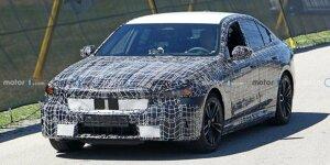 BMW M5: News, Gerüchte, Tests