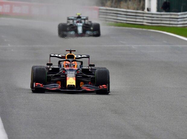 Max Verstappen, Sebastian Vettel