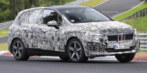 BMW 2er Active Tourer: News, Gerüchte, Tests