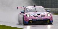 Dylan Pereira beim Rennen des Porsche-Supercup in Spa 2021