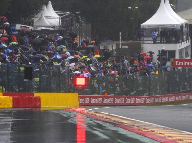 Fans beim Grand Prix von Belgien in Spa-Francorchamps 2021