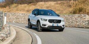 Volvo XC40: News, Gerüchte, Tests