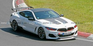 BMW M8: News, Gerüchte, Tests