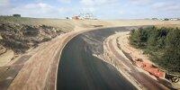 Steilkurve in Zandvoort