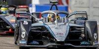 Stoffel Vandoorne beim Rennen der Formel E 2021 in Berlin