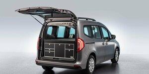 Mercedes-Benz Citan: News, Gerüchte, Tests