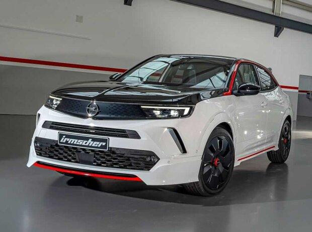Opel Mokka mit Tuning von Irmscher