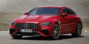 Mercedes-Benz AMG GT Coupé Viertürer: News, Gerüchte, Tests