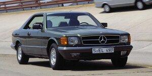 Mercedes-Benz S-Klasse Coupé: News, Gerüchte, Tests