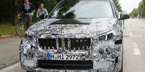 BMW X1: News, Gerüchte, Tests