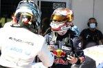 Liam Lawson (AF-Corse-Ferrari) und Philip Ellis (Winward-Mercedes)