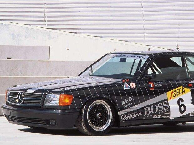 Rennversion des Mercedes SEC