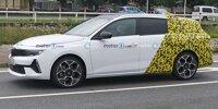 Opel Astra Erlkönig