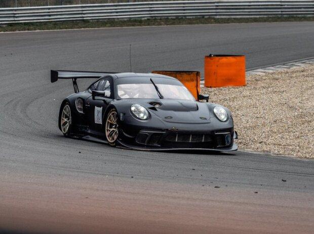 Rutronik Racing, Porsche 911 GT3 R