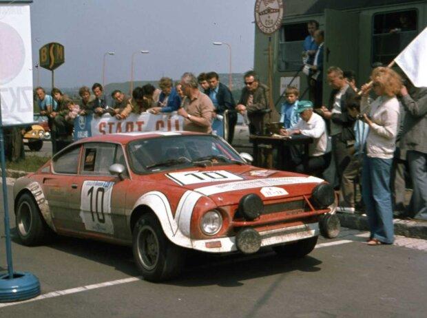 Skoda 180 RS und 200 RS (1974)