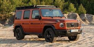Mercedes-Benz G-Klasse: News, Gerüchte, Tests