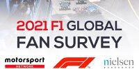 Globale F1-Fan-Umfrage 2021