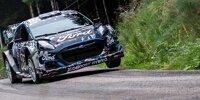 Ford Puma Rally1 von M-Sport für die WRC-Saison 2022