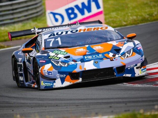 Mirko Bortolotti wird in Assen den dritten Lamborghini von T3 Motorsport steuern