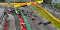 Formel 1 Start Rennstart