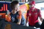 Pedro Acosta und Jack Miller (Ducati)