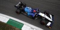 George Russell (Williams) im Qualifying zum Formel-1-Rennen von Italien in Monza 2021