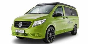 Mercedes-Benz Vito: News, Gerüchte, Tests