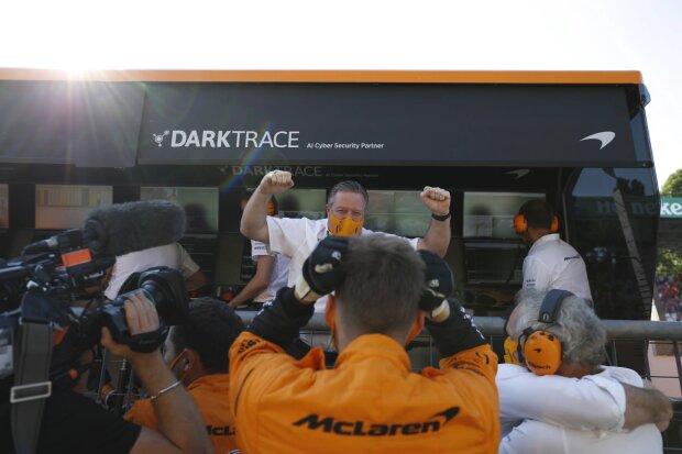 Zak Brown McLaren McLaren F1 ~ Zak Brown ~