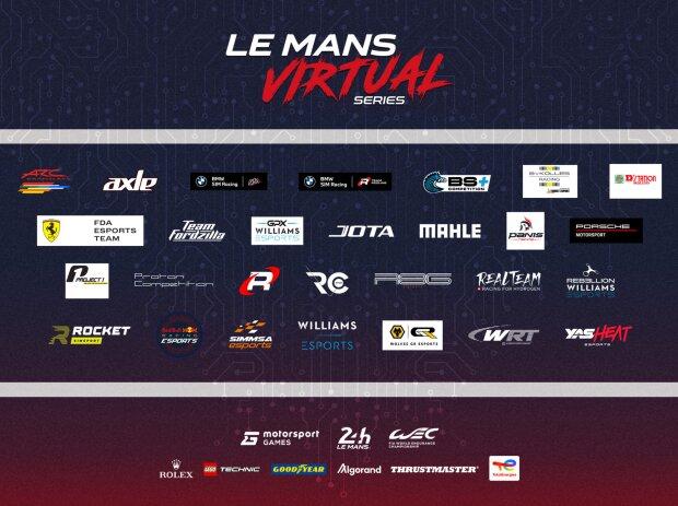 Le Mans Virtual Series: E-Sport-Langstrecken-Serie